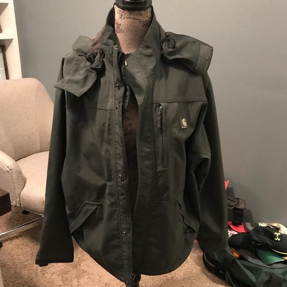 26175c918 Carhartt Jackets & Coats   Mens Shoreline Jacket   Poshmark